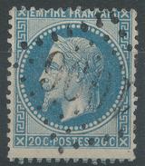 Lot N°35416   N°29, Oblit GC 1096 CONCARNEAU (28), Ind 4 - 1863-1870 Napoléon III Lauré