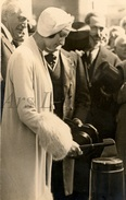 Postcard / ROYALTY / Belgique / Belgium / Reine Astrid / Koningin Astrid / Princesse Astrid / Hoboken / 1929 - Non Classificati