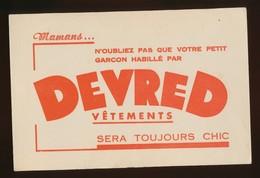 Buvard - DEVRED - Vetements - D