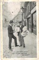 PARIS ... LES PETITS METIERS PARISIENS ... QUI N A PAS SON VENT DU NORD ... - Artisanat