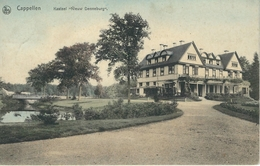 CAPPELLEN - KAPELLEN : Kasteel Nieuw Denneburg - RARE VARIANTE - Cachet De La Poste 1908 - Kapellen