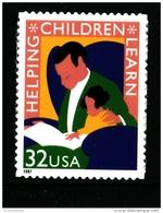 UNITED STATES/USA - 1997  HELPING CHILDREN LEARN  MINT NH - Stati Uniti