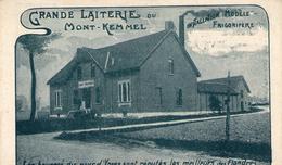 KEMMEL-LES - YPRES  ( LEPER ) - Grande LAITERIE DU MONT KEMMEL - Installation Modèle Frigorifère - RARE - TBE - Ieper