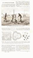LES PHOSPHATES DE PICARDIE   1887 - Normandie