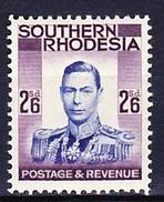 RHODESIE DU SUD 1938 YT N° 51 * - Rhodésie Du Sud (...-1964)