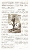 """JEUX SCIENTIFIQUE """" LE CHEVAL De BOIS De M.MANNING   """"    1887 - Non Classés"""