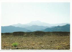 T3312 Djibouti - Massif Du Goda - A L'heure Bleue Du Jour Qui Sombre / Non Viaggiata - Gibuti