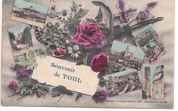 26179 -souvenir De Toul, Multi Vues , Multivues - Ed Gerdolle - Toul