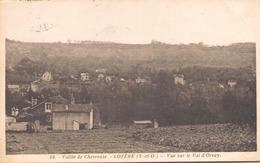 LOZERE VALLEE DE CHEVREUSE VUE SUR LE VAL D ORSAY - Autres Communes