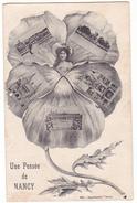 26182 Pensée De Nancy - Multi Vues Multivues - 504 Imp Reunies - Nancy