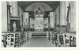 SELOIGNES : Intérieur De L'Eglise- Edition ; J. Debessel - Simon - RARE CPA - Momignies