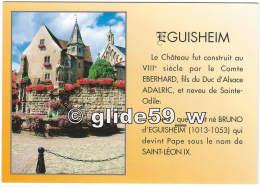 EGUISHEIM (avec Texte) - France