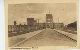 Charbonnages De FAULQUEMONT - Les Bureaux - Faulquemont