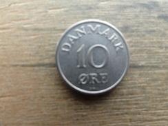 Danemark  10  Ore  1954  Km 841 - Denmark