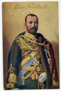 CPA Tzar Nicolas II Vêtements De Travail A Jacques Molay Paris - Guerre 1914-18