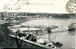 FR-50: GRANVILLE: Les Bassins Et Roche-Gautier - Granville
