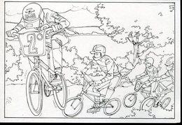 19431 Ireland,  Special Stationery Card 15p. Showing   Mountain Bike - Mountain Bike