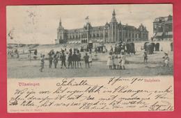 Vlissingen - Badplaats - Geanimeerd - 1901 ( Verso Zien ) - Vlissingen