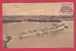 Vlissingen - Buitenhaven - 1913 ( Verso Zien ) - Vlissingen