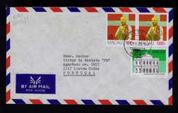 Medicine Psiquiatry Simposium 2x Santa Casa Misericordia Macao Macau Médecine 1985 Portugal Santé Health #9668 - Médecine