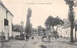 80 - SOMME / Le Boisle - Route Nationale - Beau Cliché Animé - Francia