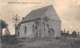 80 - SOMME / Bussus - Restes De L'ancienne église - Francia
