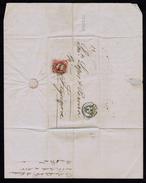 Pré-Philately 1866 D.LUIZ N/D Portugal FIGUEIRA (da Foz) #9671 - Cartas