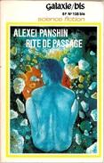 G./bis 29 - PANSHIN, Alexei - Rite De Passage (TBE) - Opta