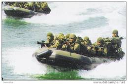 Army/Special Forces - Greece Phonecard - Armée