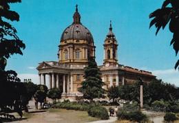 TORINO : Superga (mt. 672) - La Basilica - Churches