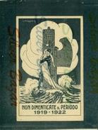 FASCISMO- NON DIMENTICATE IL PERIODO 1919-1922-ILLUSTRATORI- MUGGIANI - Militaria