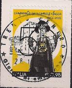 2016 Italien Mi. 3949 Used     50 Jahre Comicmesse, Lucca - 2011-...: Usati