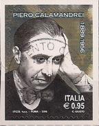 2016 Italien Mi. 3938 Used    60. Todestag Von Piero Calamandrei. - 2011-...: Usati
