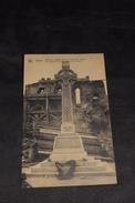 Ypres - Mémorial Irlandais Dans Les Ruines De L'église Envoyer 1938 + Timbre - Ieper