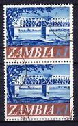 ZAMBIE 1968 YT N° 49 Obl. - Zambie (1965-...)