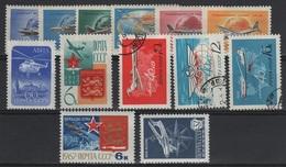 RUS 172 - RUSSIE PA 105/10-112-114/17-123-130 Neufs** Ou Obl.