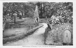 VILLENEUVE De MARSAN  -  Etablissement Du Brousté , Le Parc , Ses Sources Ferrugineuses - Villeneuve De Marsan