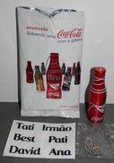 COCA-COLA  MINI BOUTEILLE BRASIL - Soda