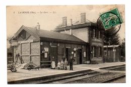 60 LA BOSSE  La Gare - Altri Comuni