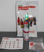COCA-COLA  MINI BOUTEILLE   FIFA WORDL CUP  BRAZIL 2014 ( ENGLAND) - Soda