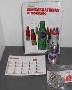 COCA-COLA  MINI BOUTEILLE   FIFA WORDL CUP  BRAZIL 2014 ( RUSSIA ) - Soda