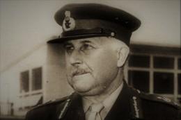 Militaria WW2  - Le Général Sir Henri Maitland Wilson, Commandant Les Forces Alliées En Méditerrannée - 1939-45