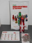 COCA-COLA  MINI BOUTEILLE   FIFA WORDL CUP  BRAZIL 2014 ( SWITZERLAND ) - Soda