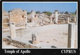 CYPRUS CHYPRE - Le Temple D'Apollo Hylates - Chypre