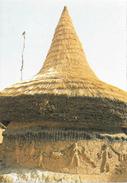 COTE D'IVOIRE - Construction Traditionnelle - Côte-d'Ivoire