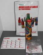 COCA-COLA  MINI BOUTEILLE   FIFA WORDL CUP  BRAZIL 2014 ( SOUTH AFRICA ) - Limonade
