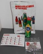 COCA-COLA  MINI BOUTEILLE   FIFA WORDL CUP  BRAZIL 2014 ( BRASIL) - Soda