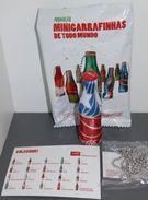 COCA-COLA  MINI BOUTEILLE   FIFA WORDL CUP  BRAZIL 2014 ( CHILE) - Soda