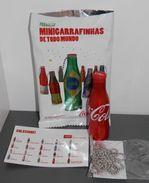 COCA-COLA  MINI BOUTEILLE   FIFA WORDL CUP  BRAZIL 2014 - Soda