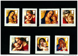 GREAT BRITAIN - 2013  CHRISTMAS  SET  MINT NH - 1952-.... (Elisabetta II)